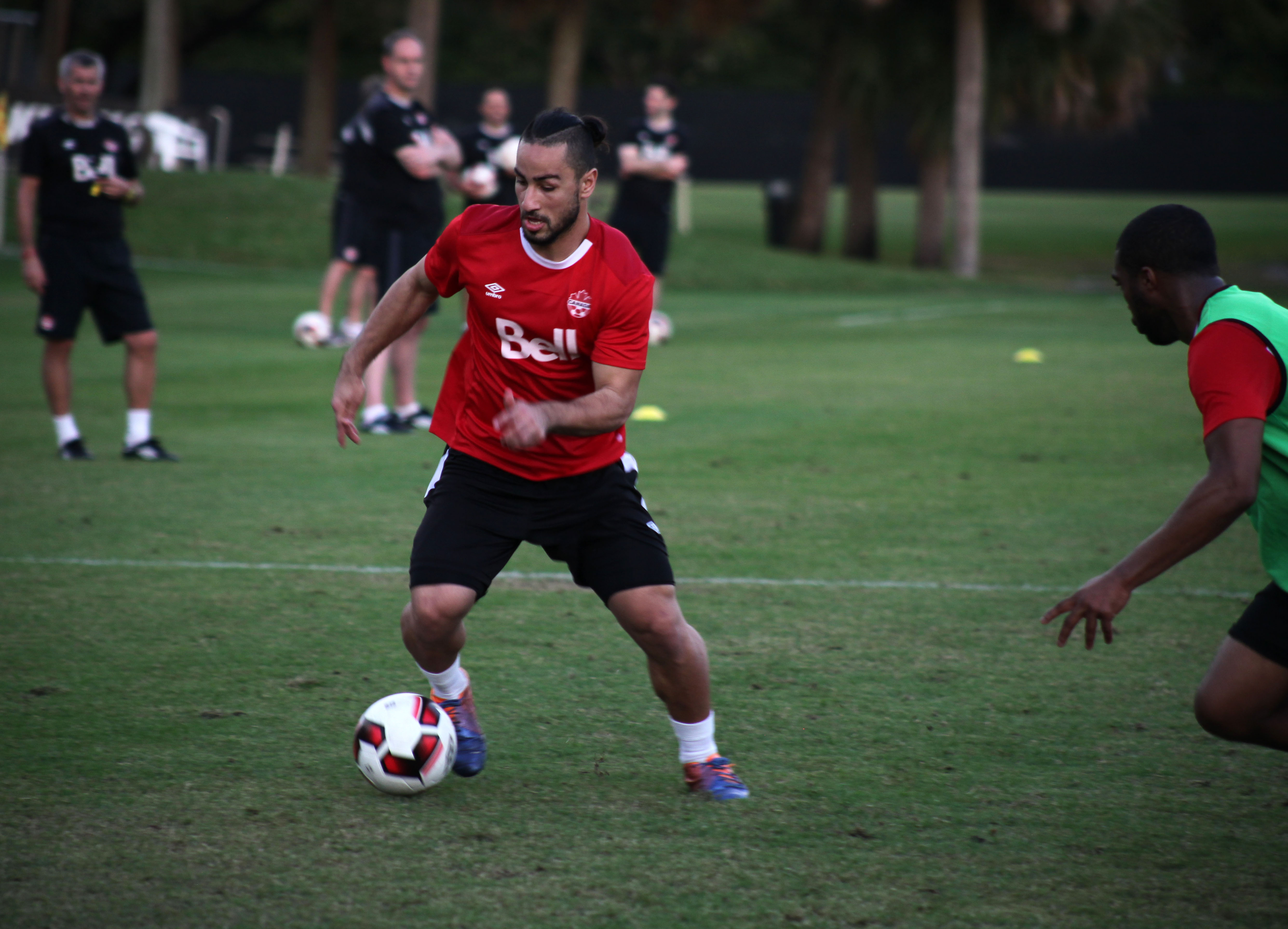 Canada Soccer Nation launch video